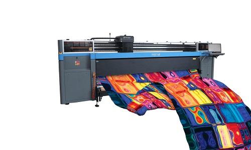 Cotton Printing Machine