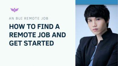 An Bui Remote Job