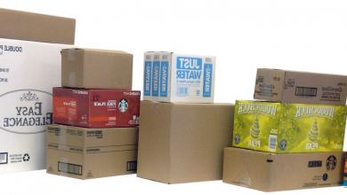Custom Kraft Shipping Boxes