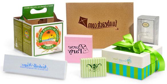 Custom Retail Kraft Two Piece Boxes