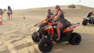 Abu Dhabi Desert Safari