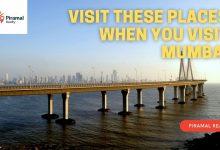 Neighborhoods in Mumbai