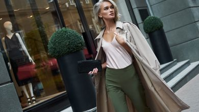 AN AMAZING OUTFIT THAT CHANGES YOUR ENTIRE LOOKS: