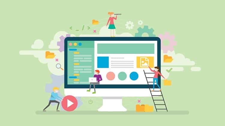 Design a Great Website Homepage