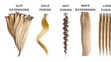 FAMOUS TYPES OF HAIR EXTENSIONS