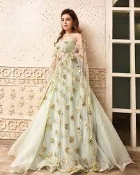 Color ideas for Pakistani walima dresses