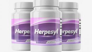 Major Ingredients of herpesyl