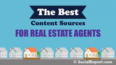 18 Unsuspected sources for your real estate content