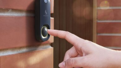 installing command doorbells